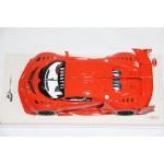 Bugatti Vision Gran Turismo in Red Rosso Dino, Limited 30 pcs by MR