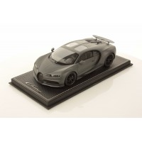 Bugatti Chiron Sport Noire, Matt Black Carbon Fiber - Limited 99 pcs by MR