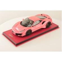 Ferrari 488 Pista Metallic Pink - Limited 10 pcs by MR