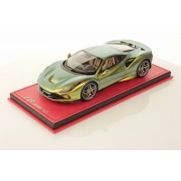 Ferrari F8 Tributo Gold to Silver - Limited 3 pcs by MR