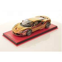 Ferrari F8 Tributo Magenta to Gold  - Limited 2 pcs by MR