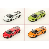 Lamborghini Aventador LP 750-4 Superveloce (Different Colors) by MR Collections