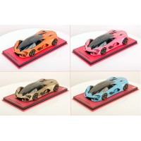 Lamborghini Terzo Millennio Orange, White, Baby Blue - Limited 10 pcs by MR