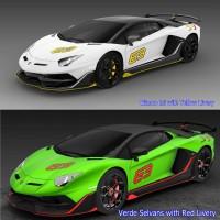 Lamborghini Aventador SVJ Special Editions - Limited 63 pcs by MR