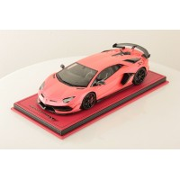 Lamborghini Aventador SVJ Metallic Pink - Limited 10 pcs by MR