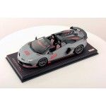 Lamborghini Aventador SVJ Roadster Matt Grey #63 - Limited 63 pcs by MR