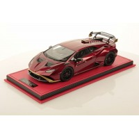 Lamborghini Huracan STO Pearl Red (Italy Wheel) - Limited 5 pcs by MR