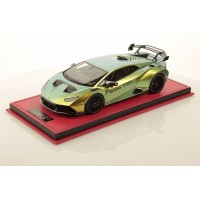 Lamborghini Huracan STO Gold to Silver (Italy Wheel) - Limited 3 pcs by MR
