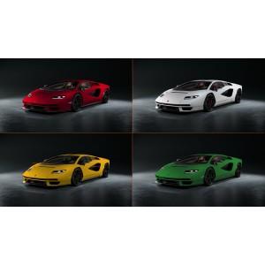 Lamborghini Countach LPI 800-4 (Different Colors) - Limited Edition by MR