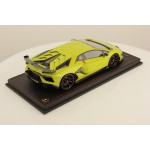 Lamborghini Aventador SVJ Verde Scandal with Italian Stripe - One Off Limited 1 pcs by MR