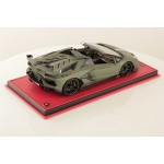 Lamborghini Aventador SVJ Roadster Military Green Matt w/ Italian Stripe - One Off Limited 1 pcs by MR