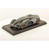 Lamborghini Terzo Millennio Matt Grey with Italian Livery - One Off Limited 1 pcs by MR
