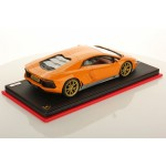 Lamborghini Aventador LP 700-4 Miura Homage Orange, Limited 25 pcs by MR