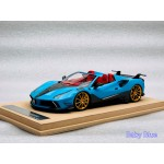 Mansory Ferrari 4XX Siracusa Spider (Various colors) - Limited Edition by Mansory