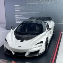 McLaren 720S Novitec N-Largo White - Limited 30 pcs by Peako