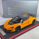 McLaren 720S Novitec N-Largo Orange - Limited 30 pcs by Peako