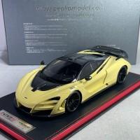McLaren 720S Novitec N-Largo Wuestendsand Yellow - Limited 30 pcs by Peako