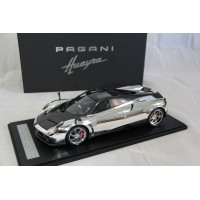 Pagani Huayra Track Pack Chrome - Limited 5 pcs (Scale 1/12) by Peako