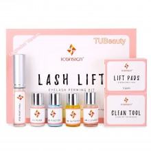 TUBeauty Eyelash Perming Kit Cilia Lift Curling Up Lotion Set Makeup Tools Lashes Lifting Cilia Lift Extension