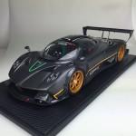 Pagani Zonda R Full Carbon - Limited 50 pcs (Scale 1/12) by Peako