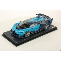 Bugatti Vision Gran Turismo in Blue, Limited 499 pcs by MR Collections