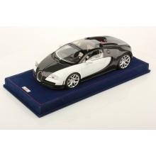 Bugatti Veyron 16.4 Grand Sport Vitesse Carbonium / White Limited 39 pcs by MR