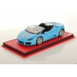 Lamborghini Huracán Spyder LP 580-2, Baby Blue with Italian Stripe - One Off by MR Collection