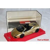[Clearance] Lamborghini Huracan Spyder LP610-4 Gold Limited 5 pcs by MR