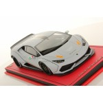 Lamborghini Huracan LB Aftermarket Matt Grey Zero Fighter - One Off by MR Collection