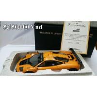 Mclaren F1 LM Edition, Orange