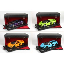 Mclaren 675LT Spider (Different colors) - Limited 8 pcs on Carbon Base w/ Display Case by BBR