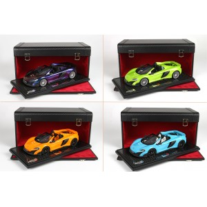 mclaren 675lt spider different colors limited 8 pcs on