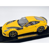 Ferrari F12 Mansory Stallone Yellow - Limited 24 pcs with Display Case by BBR