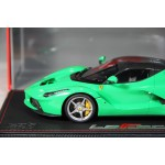 Ferrari LaFerrari Green - Limited 32 pcs with Display Case by BBR