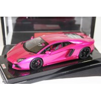 Lamborghini Aventador LP700-4, Flash Pink on Carbon Base, Limited 10 pcs by MR