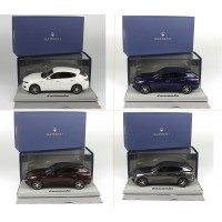 Maserati Levante (Different Colors) Limited 199 pcs with Display Case by BBR