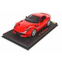 Ferrari F12 TdF Rosso Corsa - Limited 199 pcs with Display Case by BBR