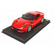 [Clearance] Ferrari F12 TdF Rosso Corsa - Limited 199 pcs with Display Case by BBR