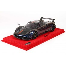 Pagani Huayra BC in Chameleon European Version - Limited 28 pcs with Display Case by BBR
