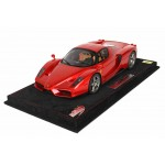 Ferrari Enzo Met Red - Limited 99 pcs with Display Case by BBR