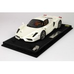 Ferrari Enzo Fuji White - Limited 99 pcs with Display Case by BBR