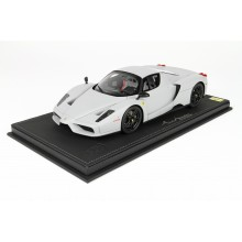 Ferrari Enzo Matt Grey Grigio Opaco - Limited 24 pcs with Display Case by BBR