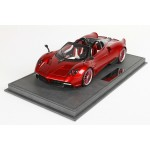 Pagani Huayra Roadster Mica Red - Limited 50 pcs w/ Display Case by BBR