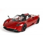 Pagani Huayra Roadster Carbon Fibre Red - Limited 32 pcs w/ Display Case by BBR