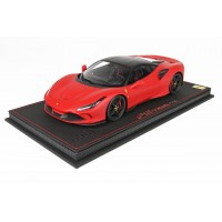 Ferrari F8 Tributo Red Scuderia - Limited 32 pcs with Display Case by BBR