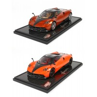 Pagani Huayra Kit Tempesta - Limited 20 pcs w/ Display Case by BBR