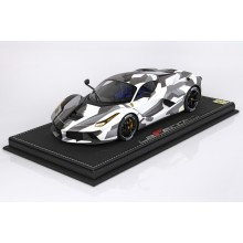 Ferrari Laferrari Camouflage - Limited 159 pcs with Display Case by BBR