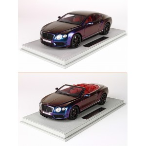 Bentley Continental GT V8 S, Chameleon - Limited 20 pcs with Display Case by BBR