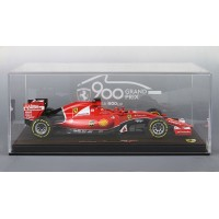 Ferrari SF15T GP Belgium, Limited 100 pcs with Display Case by BBR