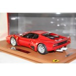 Ferrari 365 GT4 BB, Red - Limited 99 pcs with Display Case by BBR
